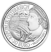 20 Euro (Brigantium) -  obverse