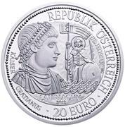 20 Euro (Lauriacum) -  obverse