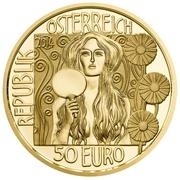 50 Euro (Judith II) -  reverse