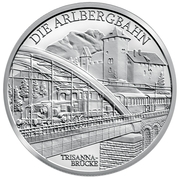 20 Euro (The Electric Railway) -  reverse