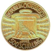 500 Schilling (State Opera) -  obverse