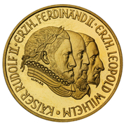 500 Schilling (Kunsthistorisches Museum Vienna) -  reverse