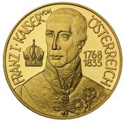 500 Schilling (Congress of Vienna) -  reverse