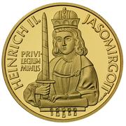 500 Schilling (Heinrich II. Jasomirgott) -  obverse
