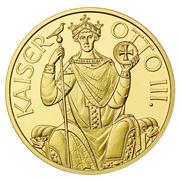 1000 Schilling (Ostarrichi - Otto III.) -  obverse