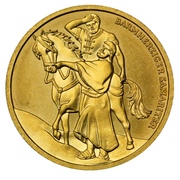 50 Euro (Christian Charity) -  obverse