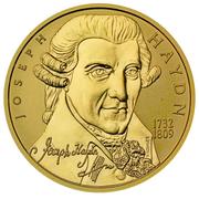 50 Euro (Joseph Haydn) – obverse