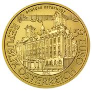 50 Euro (Joseph Haydn) -  reverse
