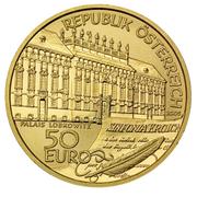 50 Euro (Ludwig van Beethoven) -  reverse