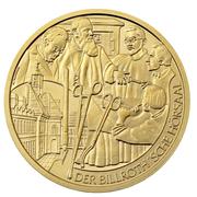 50 Euro (Theodor Billroth) -  obverse