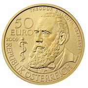 50 Euro (Theodor Billroth) -  reverse
