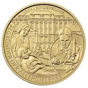 50 Euro (Baron Clemens von Pirquet) -  obverse