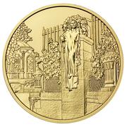 100 Euro (Vienna's River Gate) – obverse