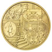 100 Euro (Linke Wienzeile Nr.38) -  obverse