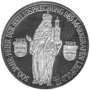 500 Schilling (Leopold III) -  obverse
