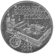 500 Schilling (St. Florian's Abbey) -  obverse