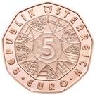 5 Euro (Arctic Adventure) – reverse