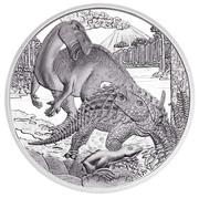 20 Euro (Cretaceous) – reverse