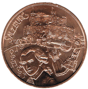 10 Euro (Salzburg) -  reverse