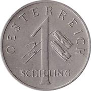 1 Schilling – obverse