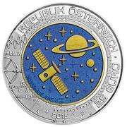 25 Euro (Cosmology) – obverse