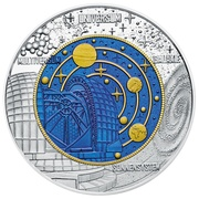25 Euro (Cosmology) – reverse