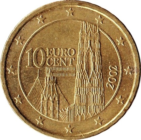 10 cents euro