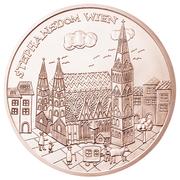 10 Euro (Stephansdom Wien) -  reverse