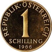 1 Schilling -  obverse