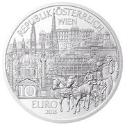 10 Euro (Stephansdom Wien) -  obverse