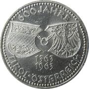 50 Schilling (Tirol) -  reverse