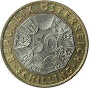 50 Schilling (Last Schilling) -  reverse
