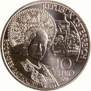 10 Euro (Vorarlberg) -  obverse