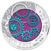 25 Euro (Time) -  reverse