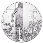 20 Euro (Fall of the Iron Curtain) -  obverse