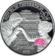 20 Euro (Vienna Opera Ball) -  obverse