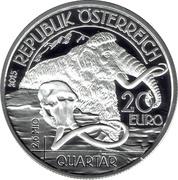 20 Euro (Quaternary) -  obverse