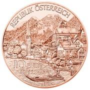 10 Euro (Oberösterreich) -  obverse
