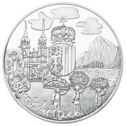 10 Euro (Oberösterreich) -  reverse