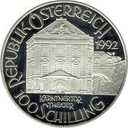 100 Schilling (Nicolai - Vienna Philharmonic) -  obverse