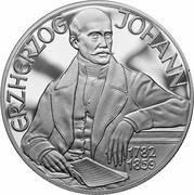 100 Schilling (Erzherzog Johann) -  obverse