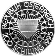 200 Schilling (Olympic Movement; Summer Olympics) -  obverse
