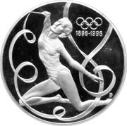 200 Schilling (Olympic Movement; Summer Olympics) -  reverse