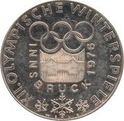 100 Schilling (Innsbruck) -  obverse