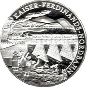 20 Euro (Emperor Ferdinand Northern Railway) -  reverse