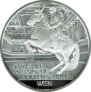20 Euro (Spanish Riding School Vienna) -  reverse