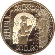 50 Euro (Medicine) -  reverse