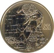 100 Euro (Die Malerei) -  obverse