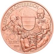 10 Euro (Österreich) -  obverse