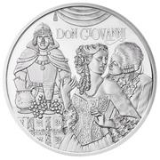 20 Euro (Mozart: Genius) -  reverse